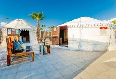 Eco Finca de Arrieta- Eco Chiquitita Yurts - Tabayesco, Lanzarote