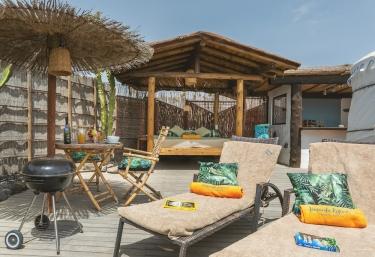 Eco Finca de Arrieta- Eco Yurt - Tabayesco, Lanzarote