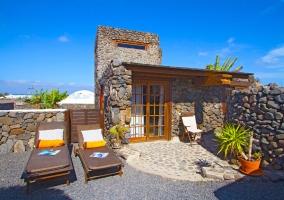 Eco Finca de Arrieta- Eco Garden Cottage - Tabayesco, Lanzarote