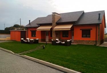 Apartamentos Turísticos Fonte Villar - Villapedre, Asturias