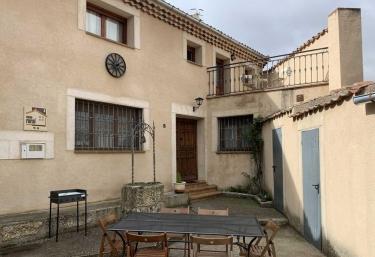 El Bulín de Aldealengua- Casa León - Aldealengua De Pedraza, Segovia