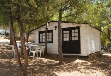Camping Valdearenas - Iznajar, Córdoba