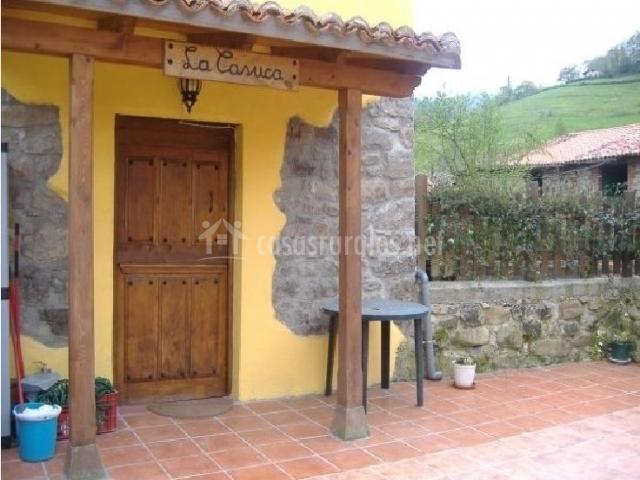 La casuca de espinaredo en espinaredo infiesto asturias - Muebles infiesto ...
