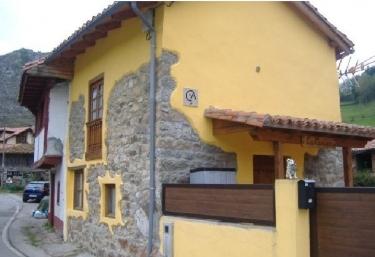 La Casuca de Espinaredo - Espinaredo (Infiesto), Asturias