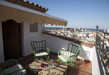 Rustic Med Casa Castell - Orpesa/oropesa Del Mar, Castellón