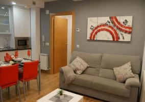 Apartamentos Argia