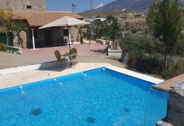 Casa Baibarenas - Purchena, Almería