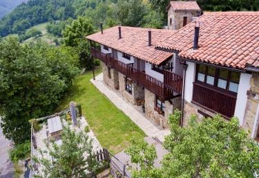 La Xamoca Apartamentos Rurales - Campiellos, Asturias
