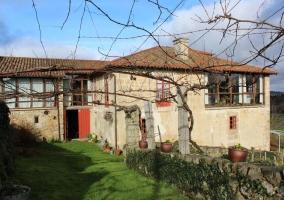 Rectoral de Anllo - Sober (Casco Urbano), Lugo