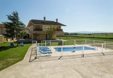 Oasis de Bardenas - Valtierra, Navarra