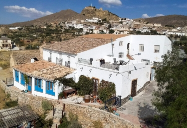 Sheperd's Rest - Oria, Almería