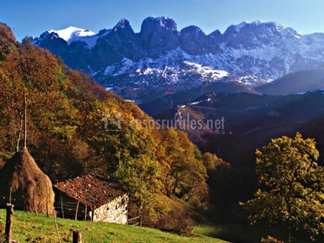Paraísos naturales en Asturias