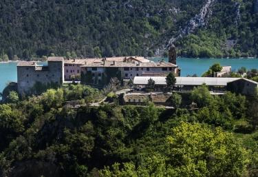 Casa San Sebastián - Ligüerre Resort - Abizanda, Huesca