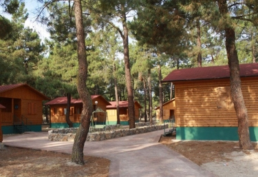 Naturaltur - Camping Hoces del Duratón - Cantalejo, Segovia