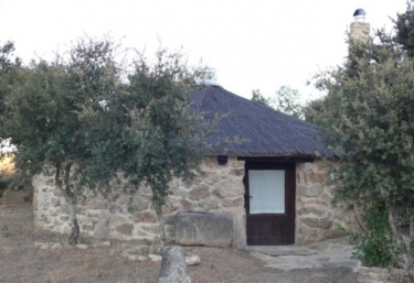 El Chozo- La Dama Verde - Almeida, Zamora