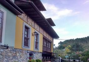 Hotel Rural La Llastra