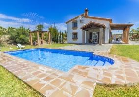 Casa Rural Blanca Paloma