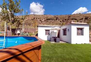 Los Llanos - Soportujar, Granada