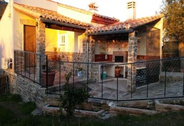 La Cabaña Romántica del Llano - Valencia De Alcantara, Cáceres