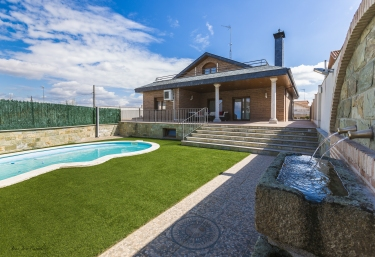 Alojamiento Rural Villa de Salvanés - Villarejo De Salvanes, Madrid