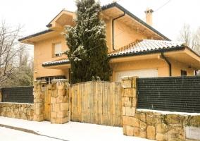 Casa Rural Trepador Azul