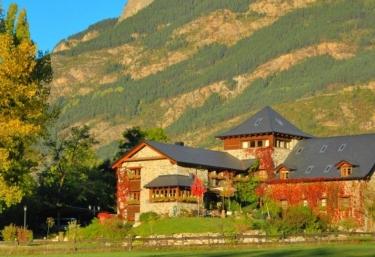 Hotel Selba D'Ansils - Anciles, Huesca