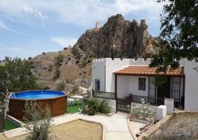 Cortijo Fuente Arriba - Casa Rincón