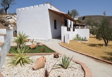 Cortijo Fuente Arriba - Casa Caballo - Lubrin, Almería