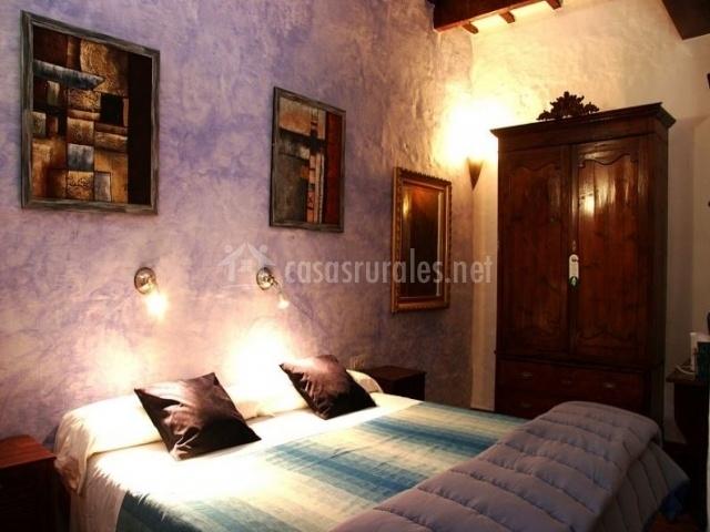 Dormitorio cuadros
