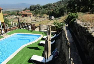 Casas Rurales La Dehesa - Casas Del Monte, Cáceres