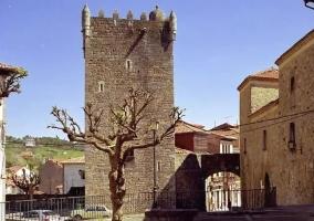 Hotel Castillo de Valdés Salas