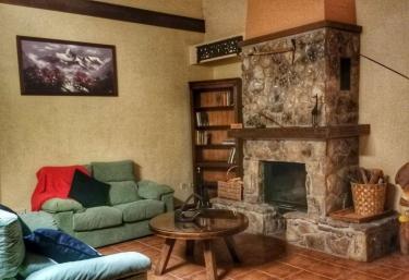 Casa Namaste - Ortigosa Del Monte, Segovia