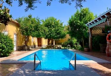 Casa Rural Vía del Tranvía - La Zubia, Granada
