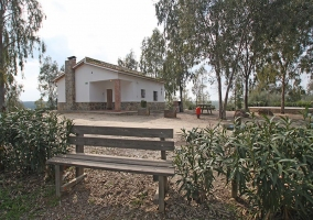 Isla del Zújar- CR de las Aves