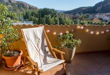 Ático con Terraza - Graus, Huesca