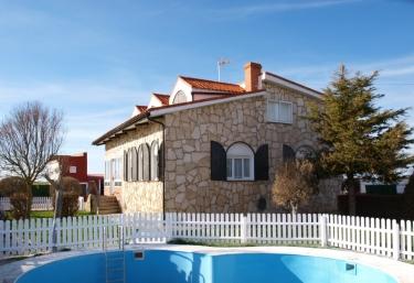 La Casa de Tinín - Villasandino, Burgos