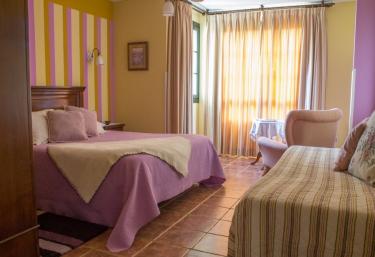 Hotel La Figar - Abeu (Fuentes villaviciosa), Asturias