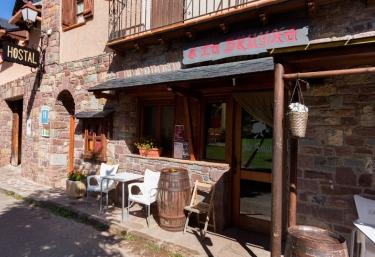 Hostal Casa Francho - Laspaules, Huesca