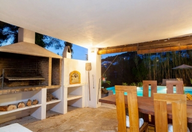 Haveli House - Cala Vadella, Ibiza