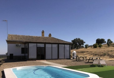 Finca El Pimpollar- Casa El Higuerón - Castilblanco De Los Arroyos, Sevilla