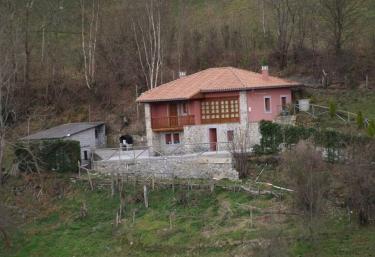 Casa Rural San Román - Collado De Andrin, Asturias