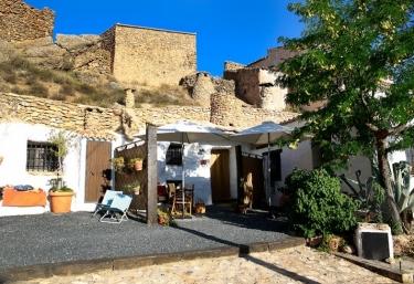 Balcones de Piedad- Casa de la Acacia - Guadix, Granada