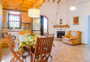 Casa Rural La Haza - Frigiliana, Málaga