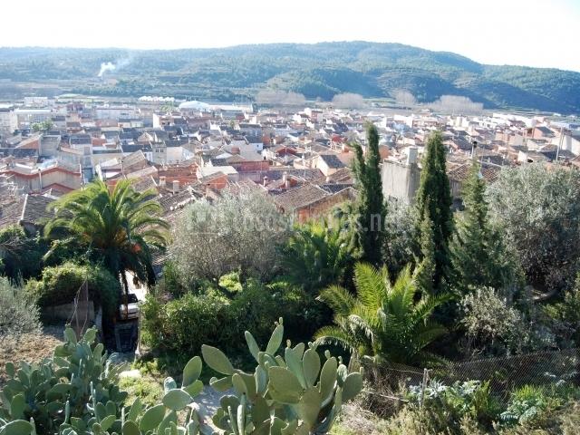 Casa rural playamonte en navarres valencia - Casas baratas en pueblos de valencia ...