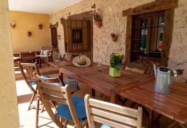 Casa Rural Puerto Sanz - Zazuar, Burgos