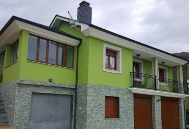 Casa del Rey- Casa Completa - Navia, Asturias