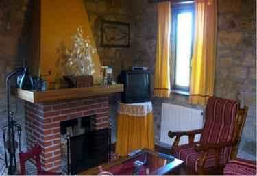 5 casas rurales con chimenea en arguero for Casa rural con chimenea asturias
