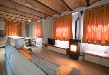 Apartamento Cadí - Cal Nunci - Baga, Barcelona