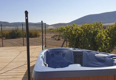 Casa Ruiz- Suite Rural Luna Azul - Caravaca De La Cruz, Murcia