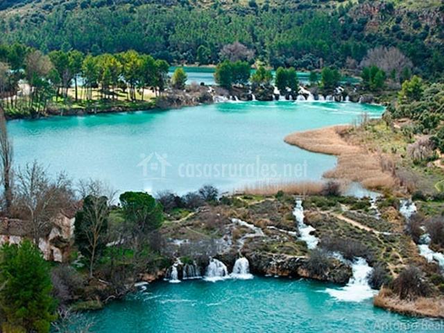 Casas rurales ram rez en ossa de montiel albacete for Casas rurales en asturias con piscina